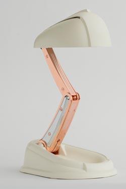 Lampe JUMO Classique blanche. Les nouveaux éditeurs.