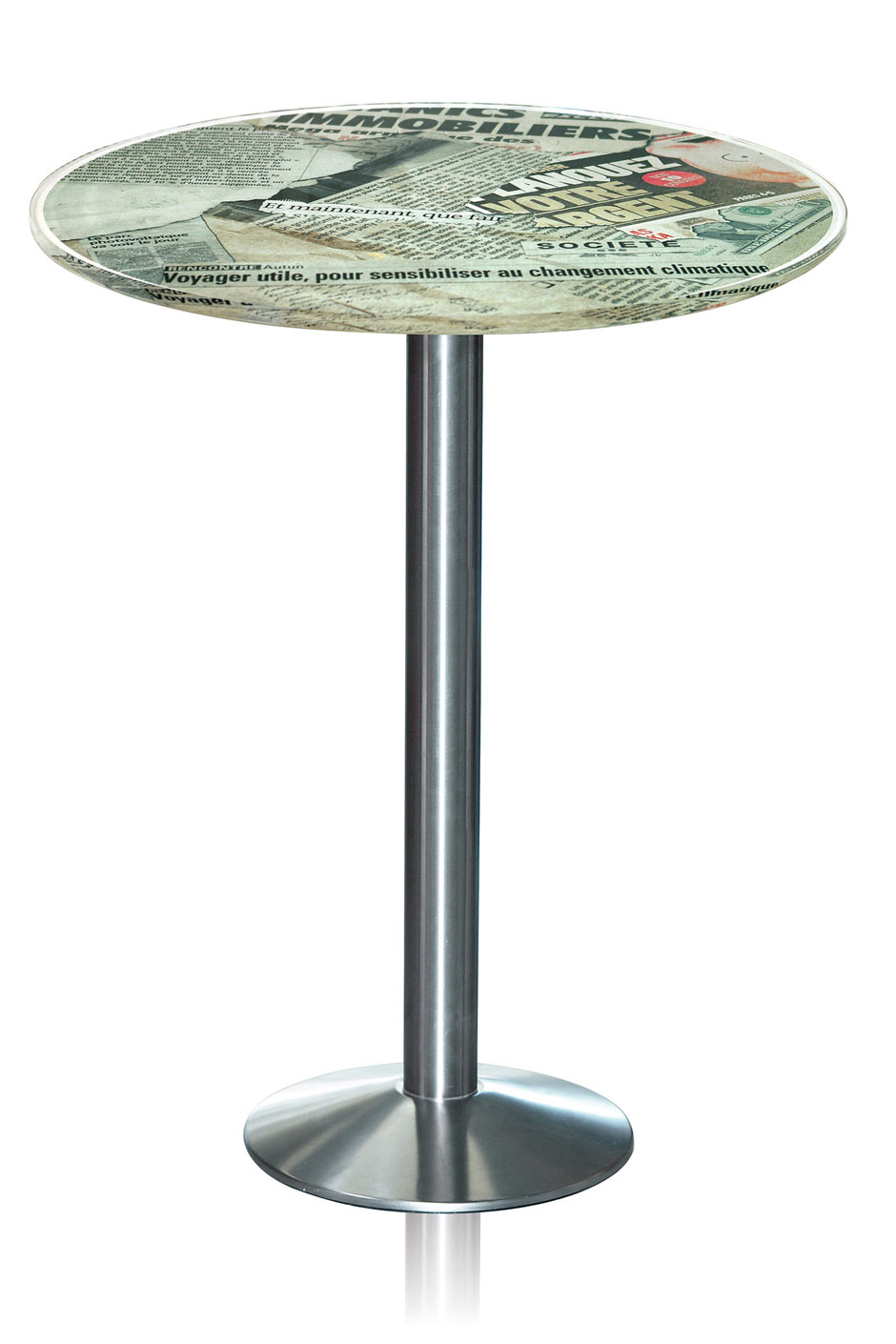 Table D Appoint Design Serigraphie
