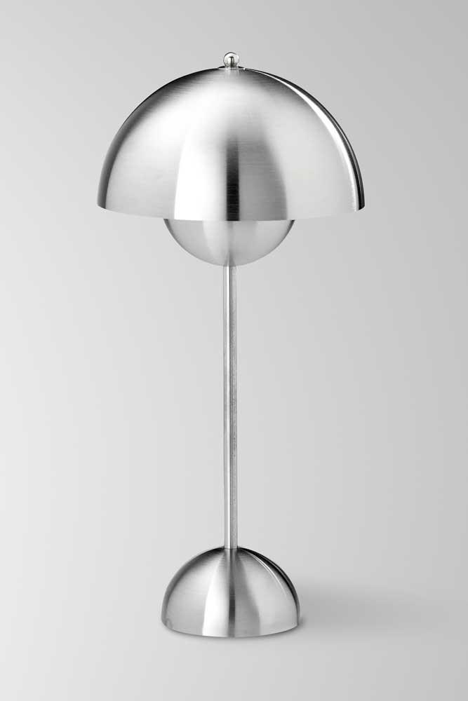 lampe a poser inox