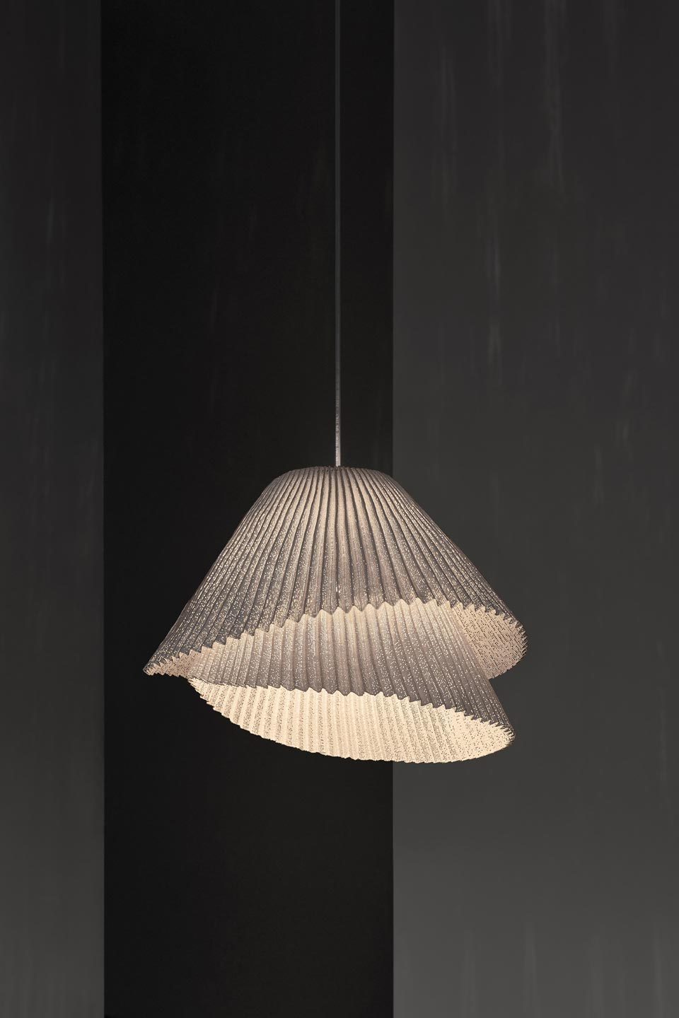 Tempo Vivace Flared Conical Pendant