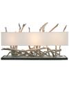 One Life lampe de table en bois flotté. L'Atelier du Bois Flotté.