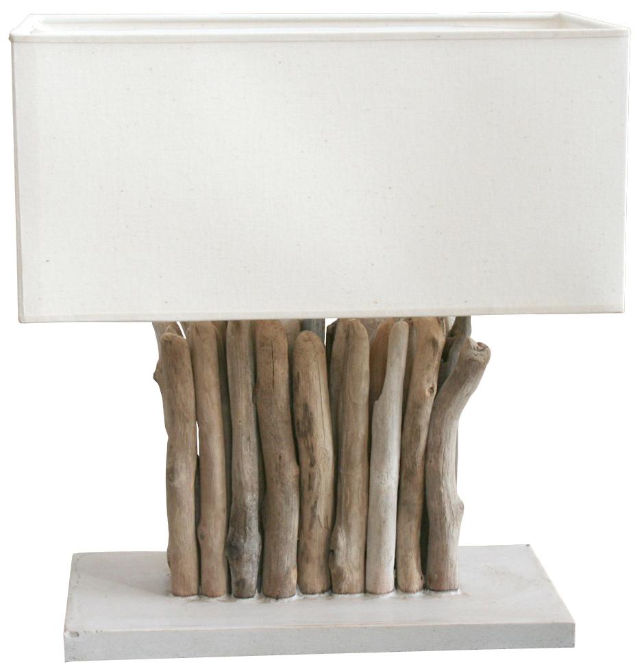 Fabriquer lampe bois flott fashion designs for Fabriquer fenetre atelier bois