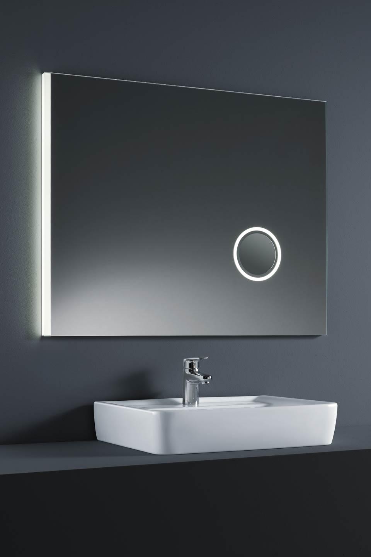 Miroir de salle de bain, transformateur incorporé