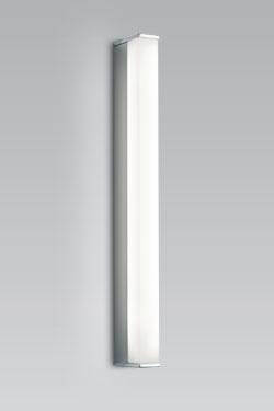 Pure E applique de salle de bains à éclairage LED 60cm. bpe:LICHT.