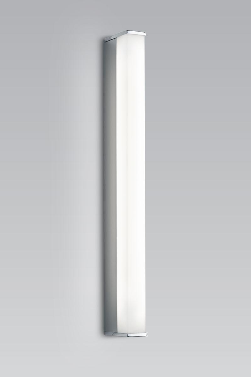 Applique De Section Carre En Acrylique Et Metal Chrome Disponible En 4 Tailles