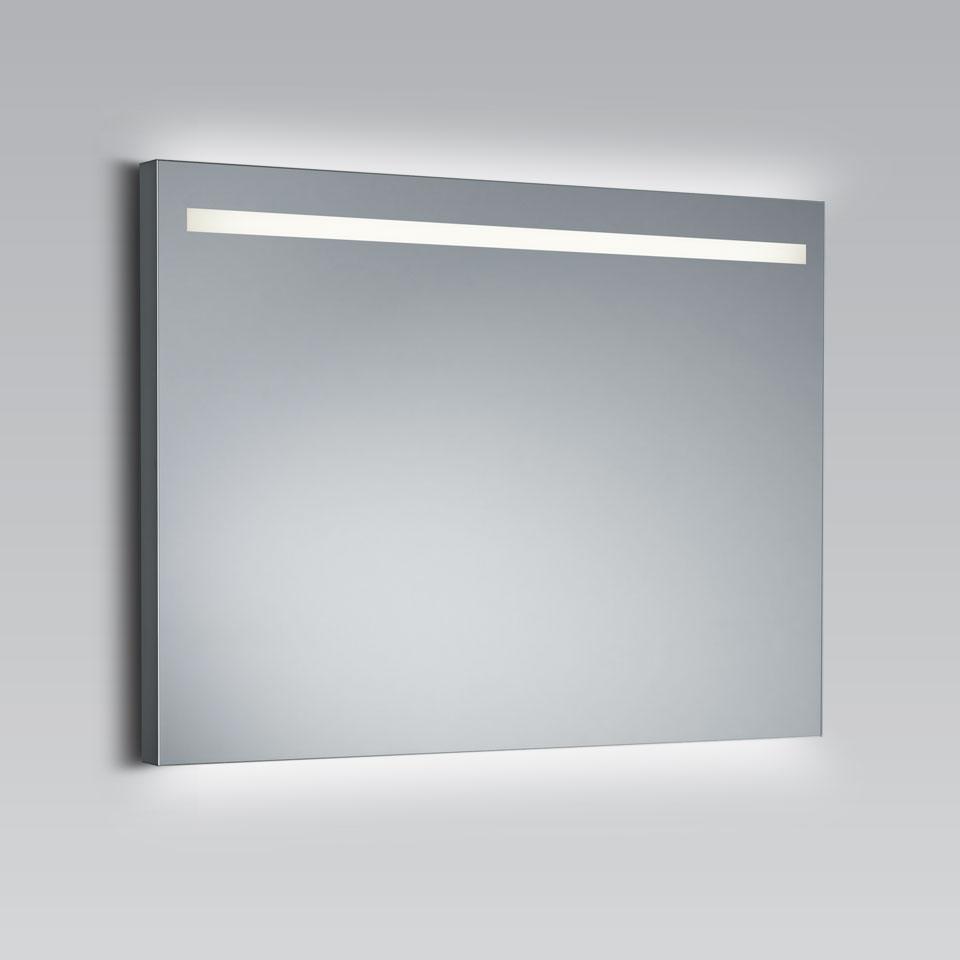 eclairage miroir Straight UC+ miroir lumineux à éclairage LED 100cm. bpe:LICHT.