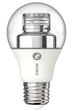 Ampoule LED Dim by Click, 2700°K, haute qualité. Carus.