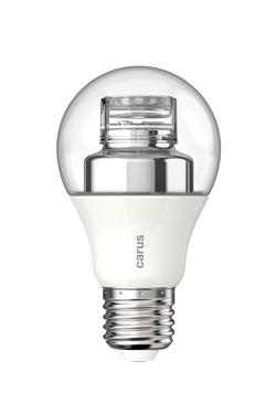 Ampoule LED haute qualité 600lm 2700°K. Carus.