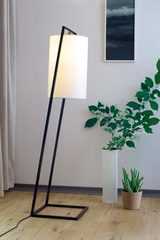Reading lamp in patinated bronze LD74. Casadisagne.