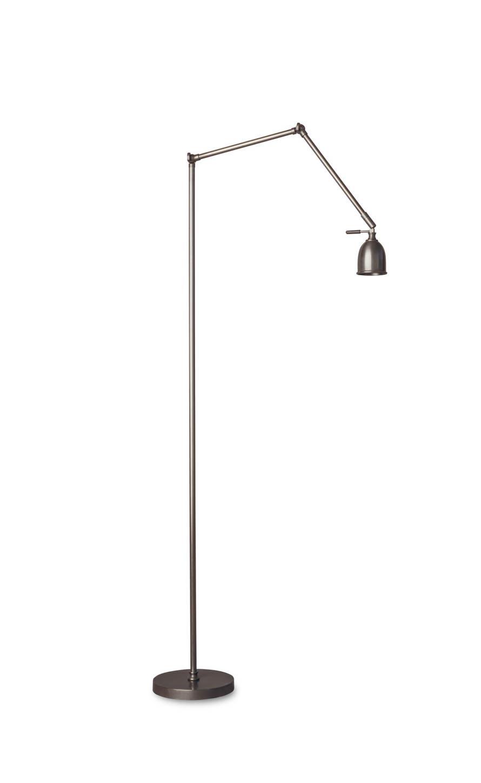 Liseuse articulée finition bronze patiné LD71 éclairage LED. Casadisagne.