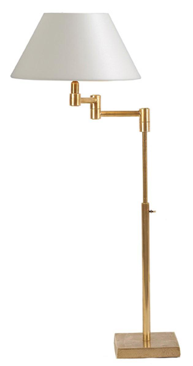 L93 lampe poser dor mat lampe bras articul for Lampe liseuse sur pied