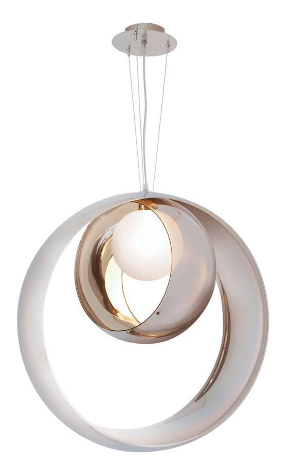 Alliance suspension verre m tallis luminaire concept for Suspension verre design