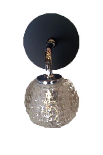 Applique de salle de bains Diadem boule de verre. Concept Verre.