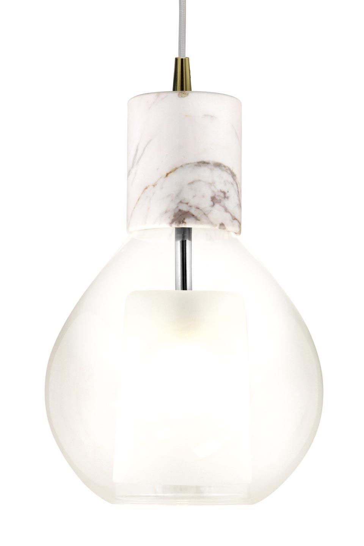 De Cylindre Jour En Dans SuspensionAbat Bulle D'ampouleLed Verre Blanc Une Forme iwulOPkXZT