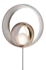 Alliance metallic floor lamp . Concept Verre.