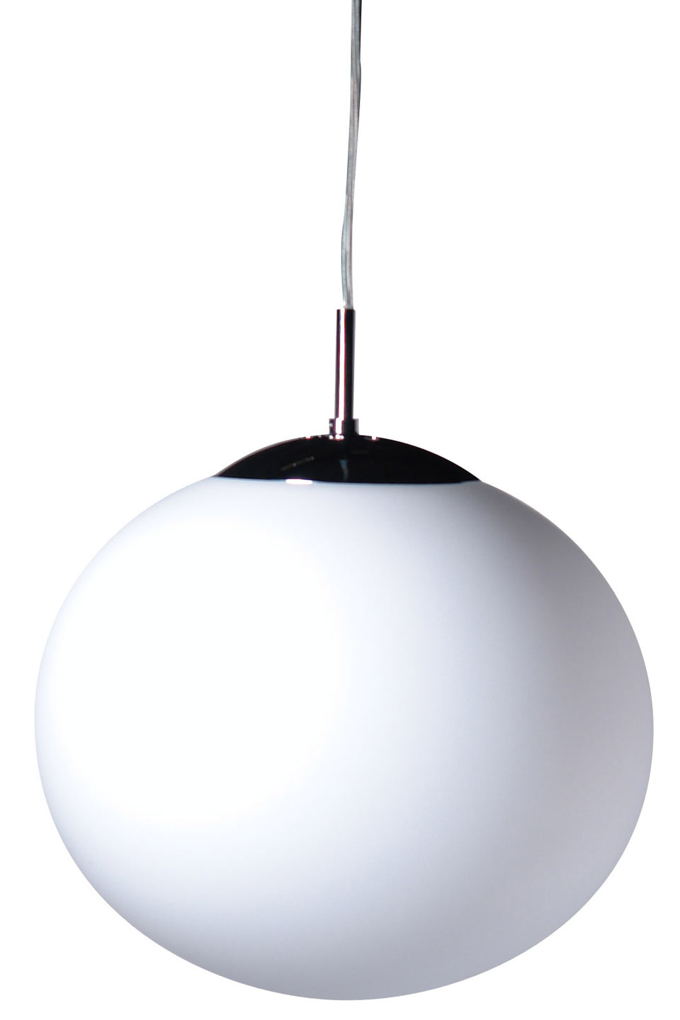 Lustre boule for Luminaire suspension boule
