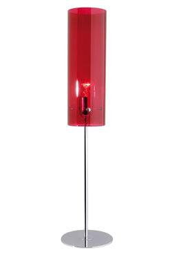 Lux Men LAMPE A POSER prune. Concept Verre.