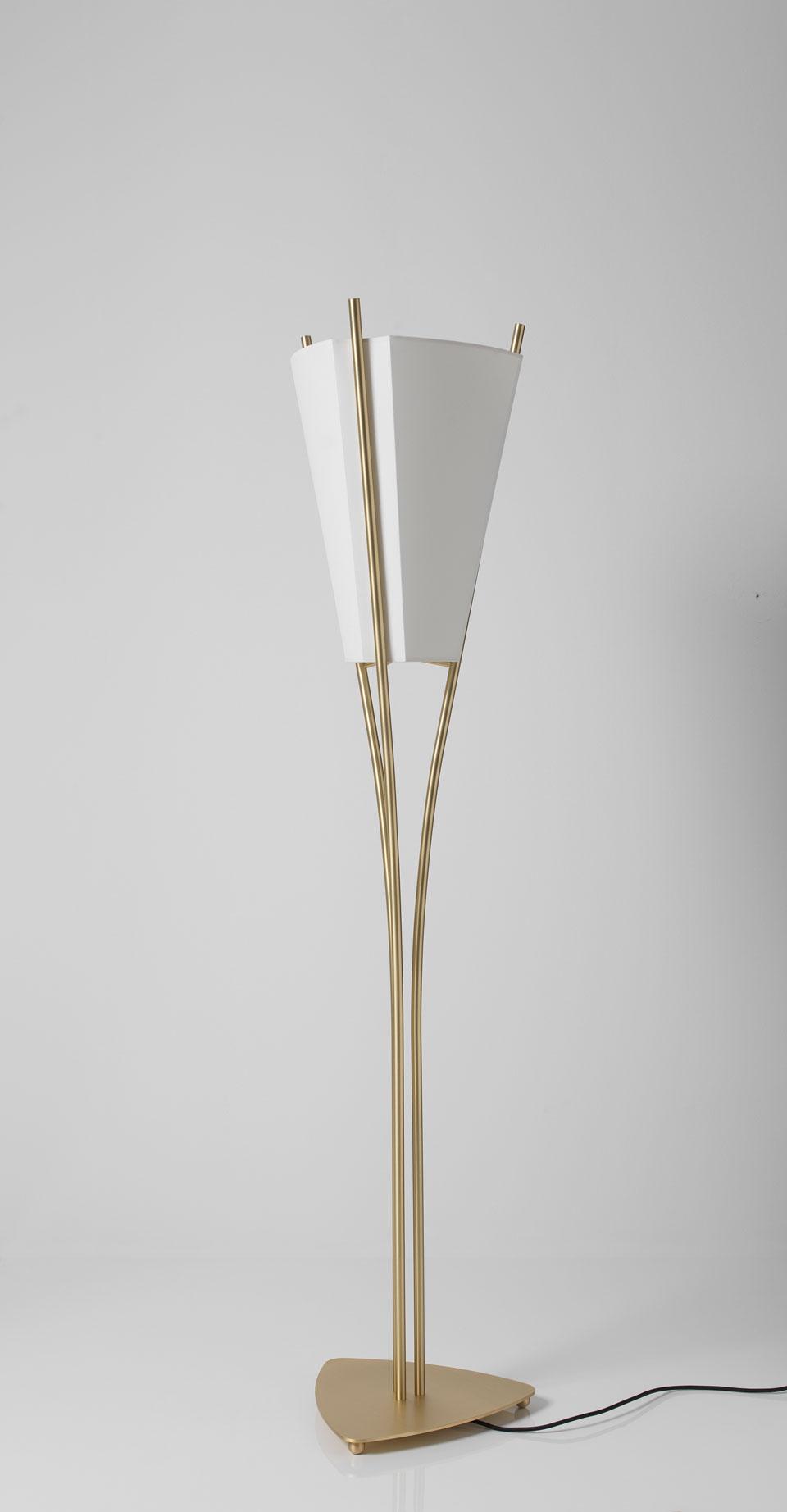 Curve Design Floor Lamp Small Model