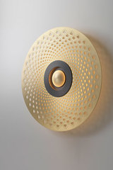 EARTH-MANDALA Wall lamp small model. CVL Luminaires.