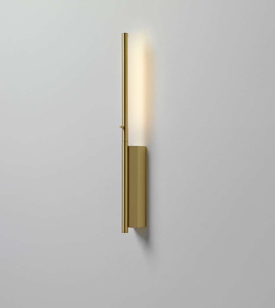 Pure Design Wall Lamp Indirect Led Lighting In 3 Sizes
