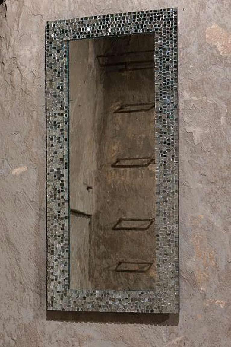 Sovrapposta miroir par davide medri r f 10030538 - Miroir argente rectangulaire ...