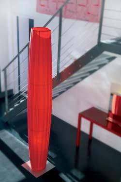 Colonne très grand lampadaire 240cm. Dix Heures Dix.