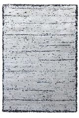 Tapis gris Blur light 135x190. Edito Paris.