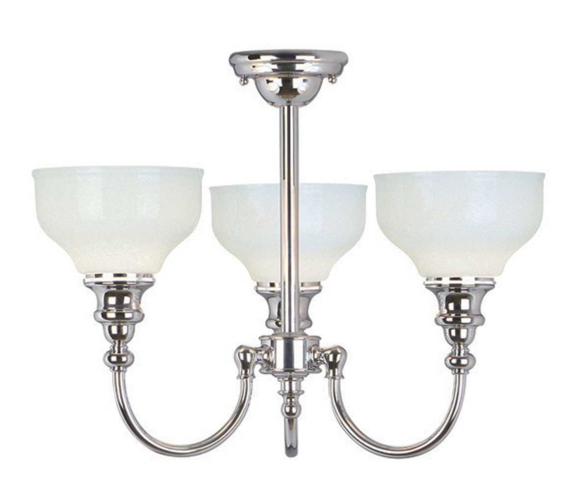 lustre salle de bain chrome et verre cheadle luminaires elstead made in england r f 12110103. Black Bedroom Furniture Sets. Home Design Ideas