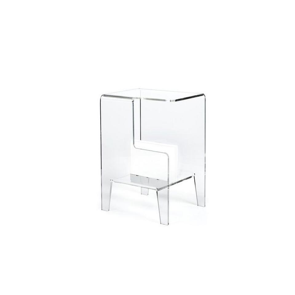 Glove blanche table d