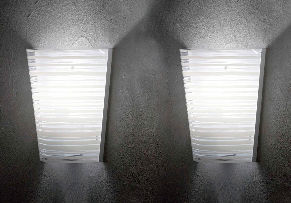 Paire d'appliques coniques blanches Pixi. Emporium.