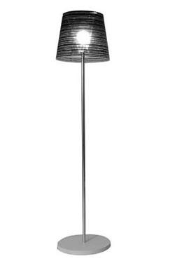 Pixi lampadaire noir. Emporium.