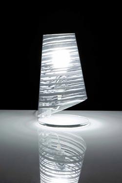 Pixi petite lampe à poser blanche. Emporium.