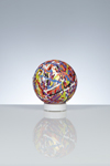 Reload petite lampe de table multicolore. Emporium.