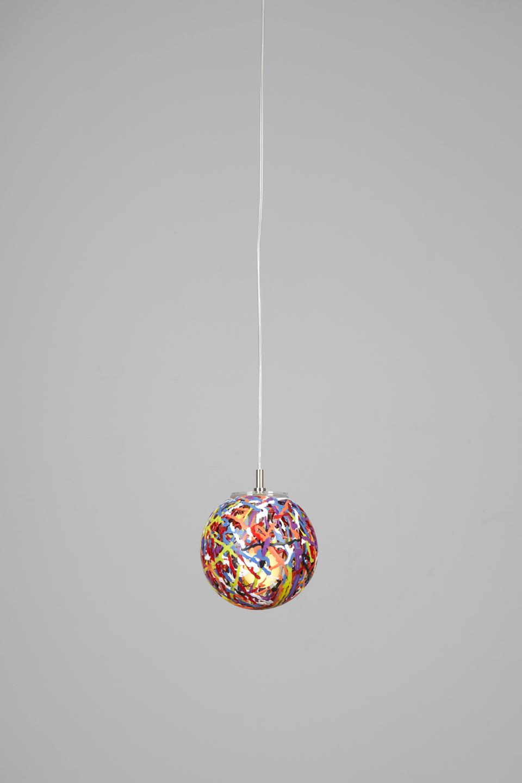 Reload petite suspension multicolore. Emporium.