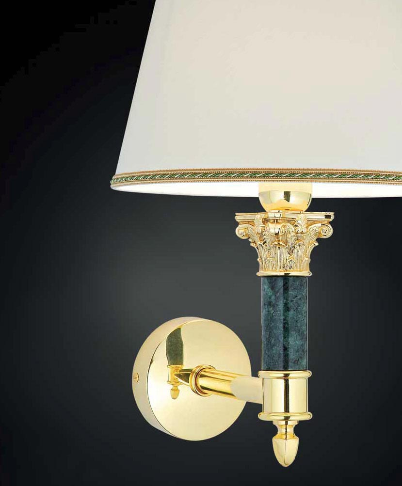 Tissu De La Reunion applique et lampe de table coordonnées