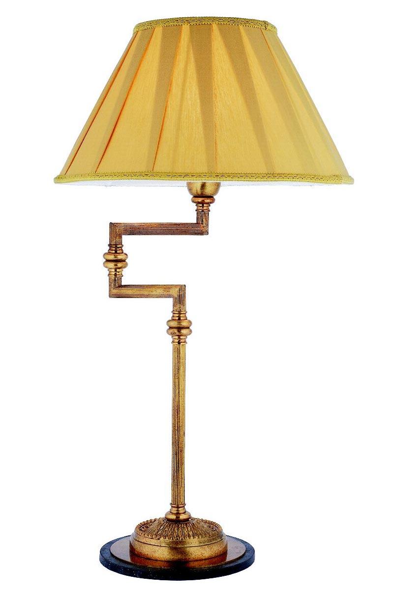 lampe orientable en bronze cannel abat jour pliss deimos r f 13090036. Black Bedroom Furniture Sets. Home Design Ideas