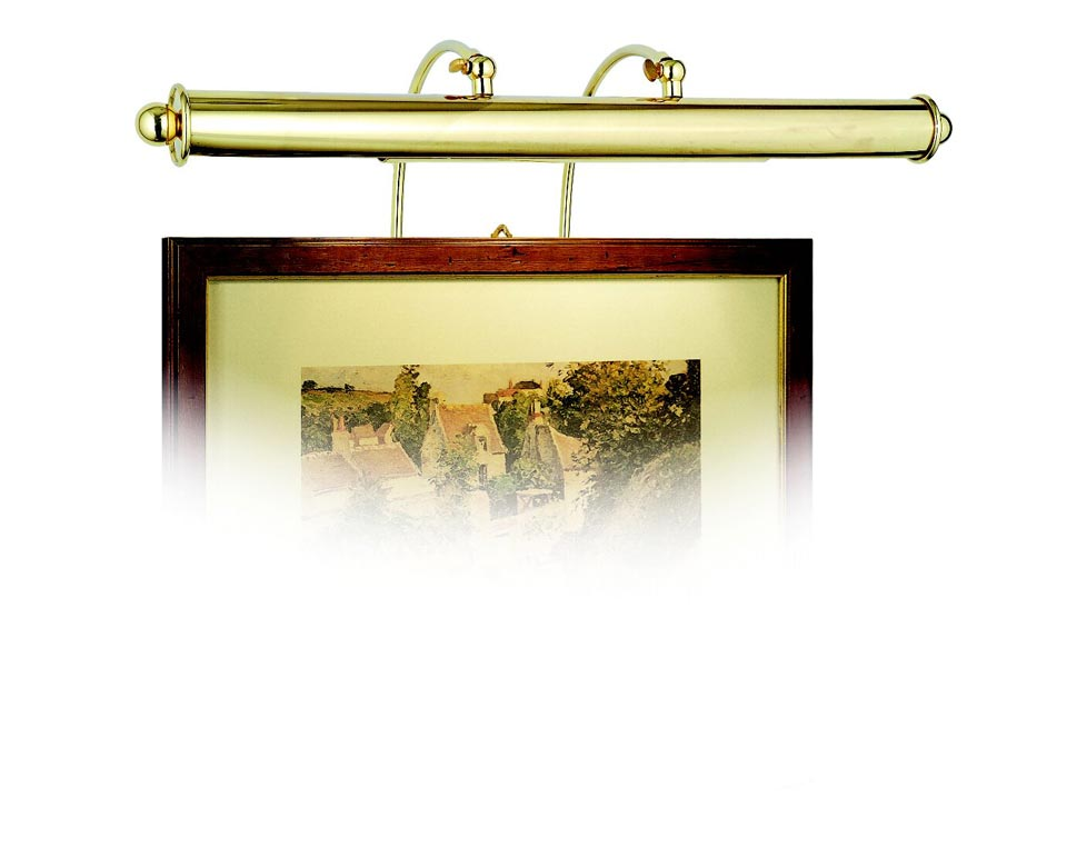 Tabar picture light 50cm with frame. Estro.