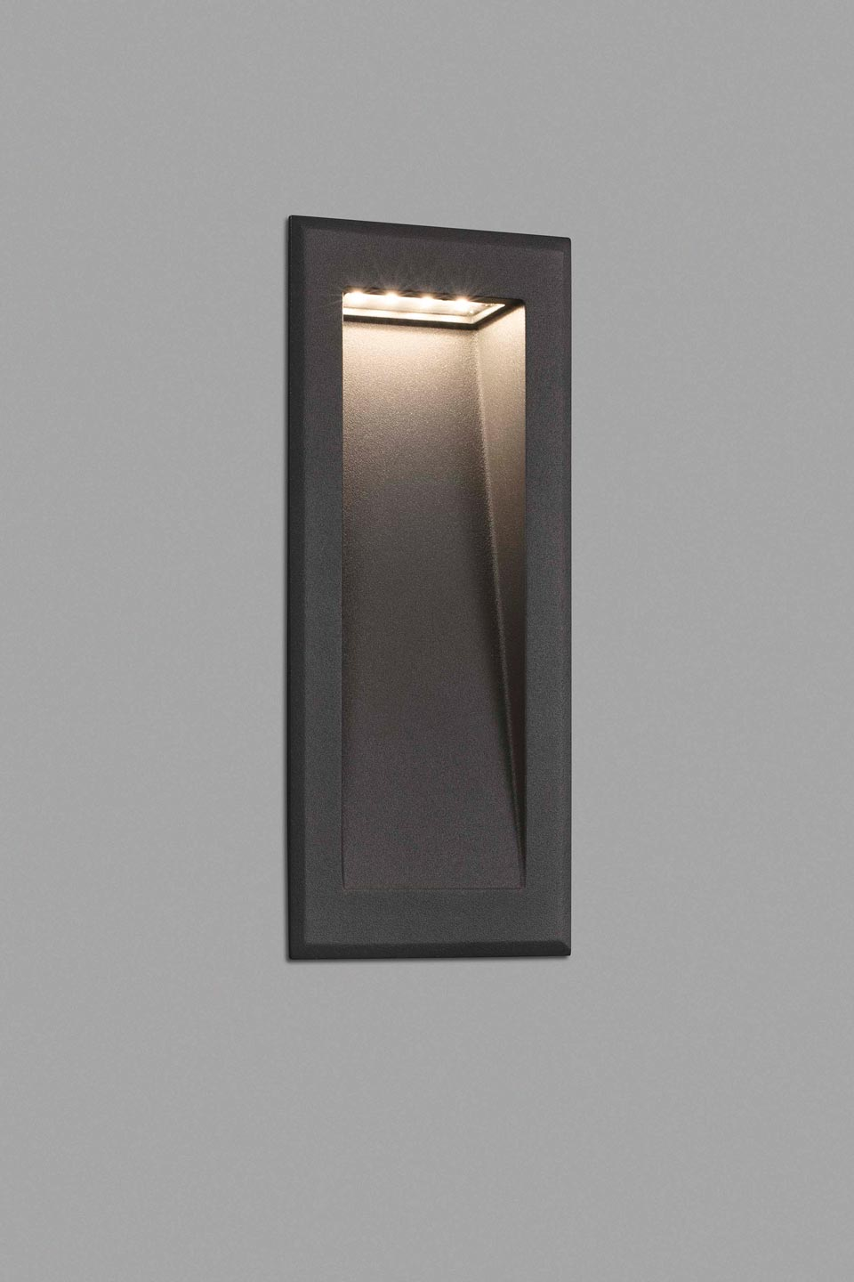 Recessed Outdoor Step Light Rectangle
