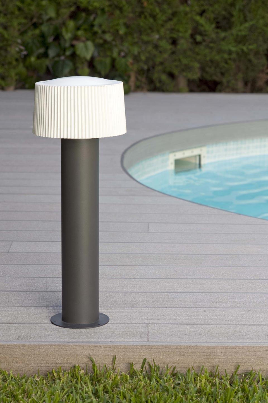 Luminaire faro luminaire faro sur enperdresonlapin for Lampadaire jardin design