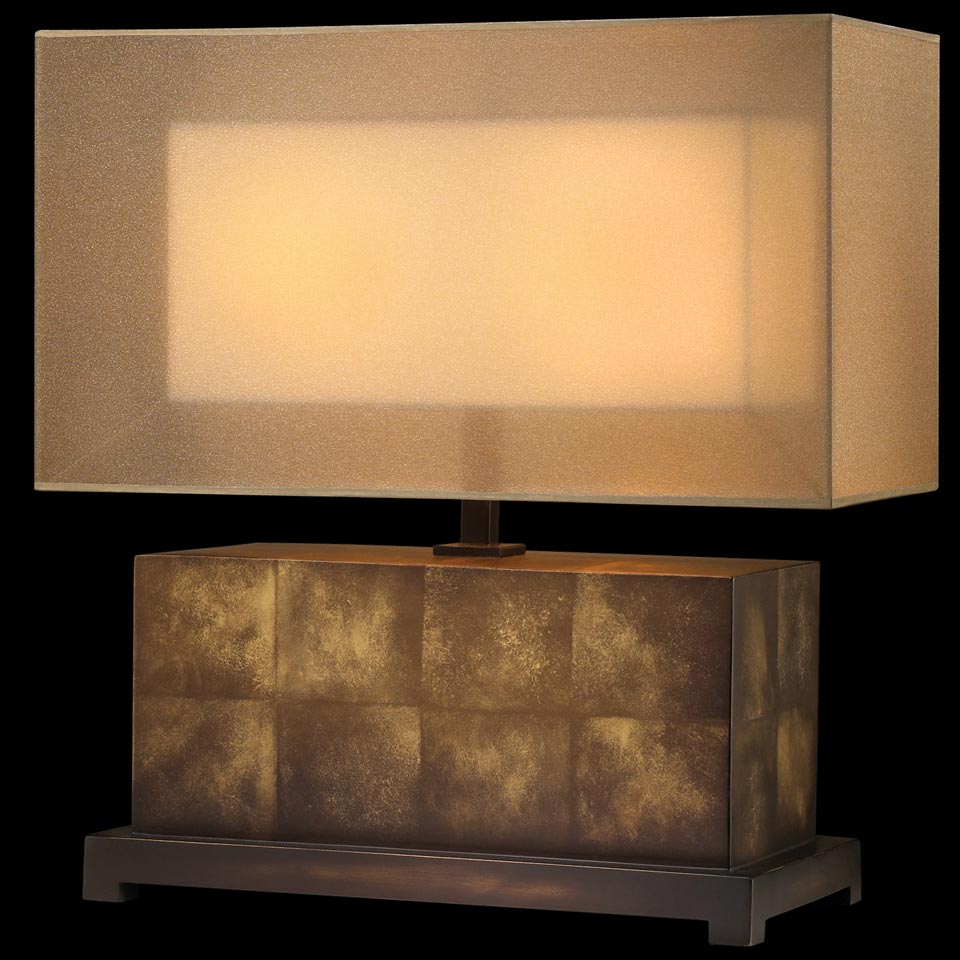 lampe a poser rectangulaire