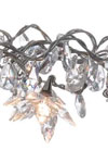 Jewel 12-light clear chandelier. Harco Loor.