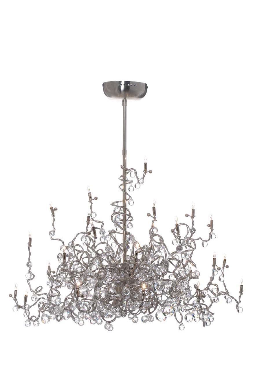 Tiara diamond chandelier 24 light chandelier harco loor glass tiara diamond chandelier 24 light chandelier harco loor mozeypictures Images