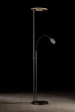 Nova Flex lampadaire et liseuse éclairage LED puissant. Holtkötter.