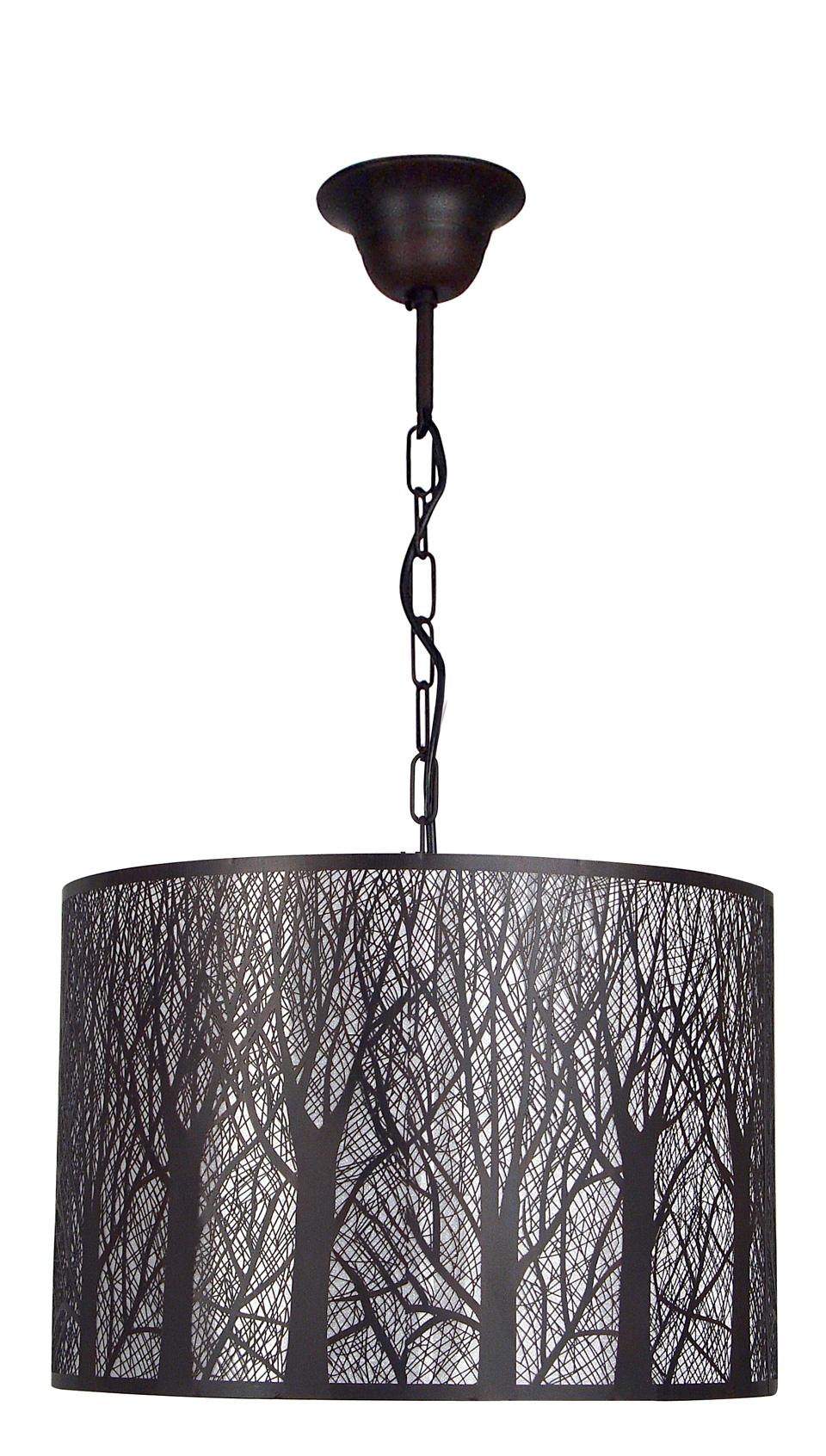 Suspension cylindrique Forêt noire. JP Ryckaert.