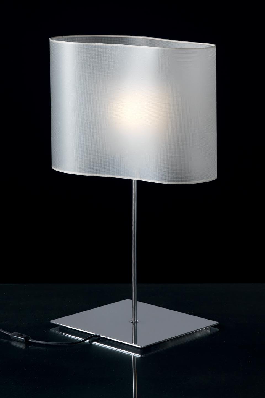 Lampe en fibre de verre blanche Peggy. Karboxx.