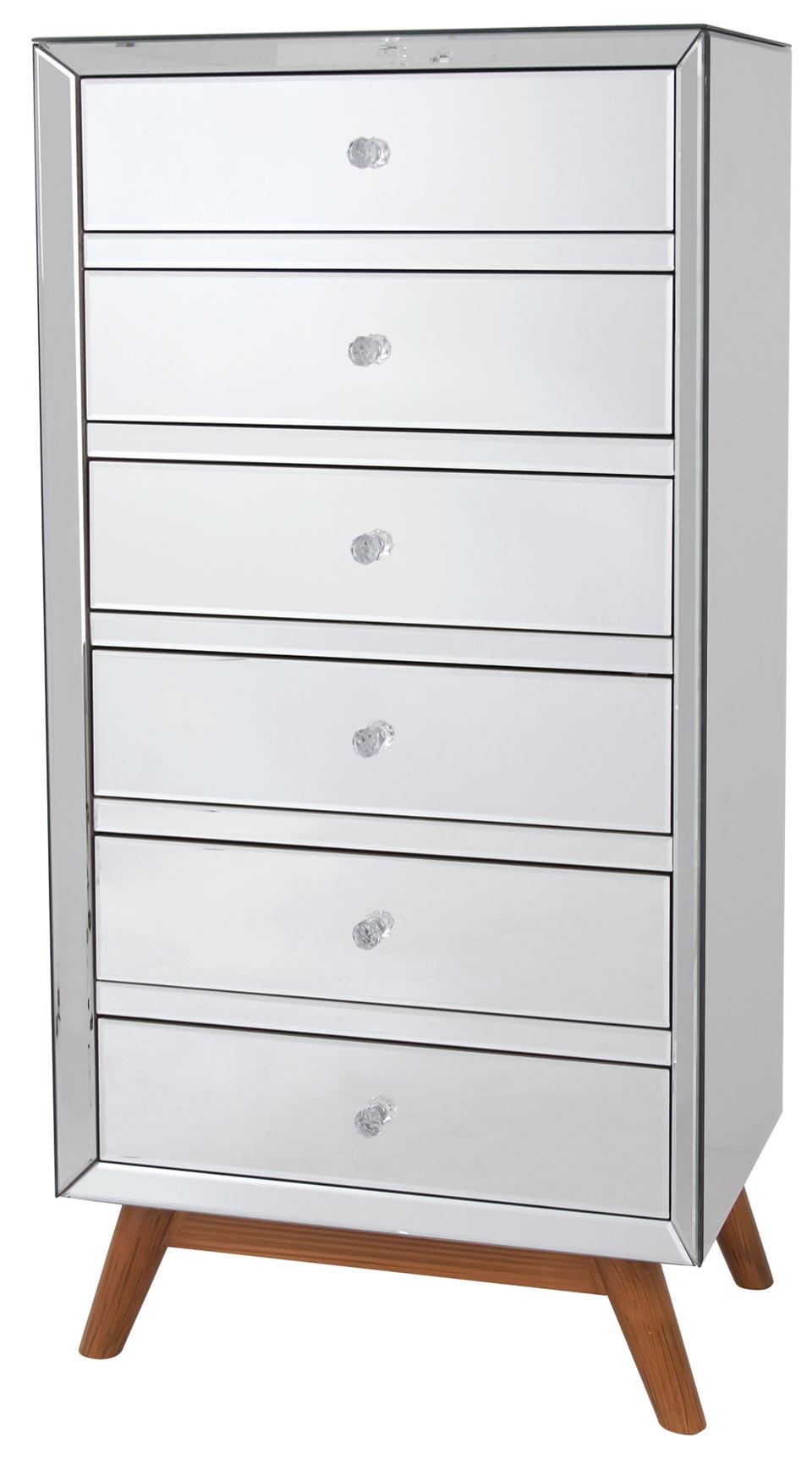 commode miroir sur m dium finition fr ne trocad ro r f 16030443. Black Bedroom Furniture Sets. Home Design Ideas