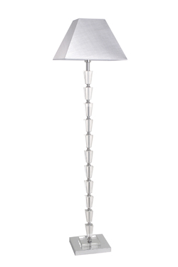 Hemeline optical glass reading lamp. Le Dauphin.
