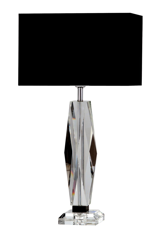 Grande lampe Doge en verre optique . Le Dauphin.