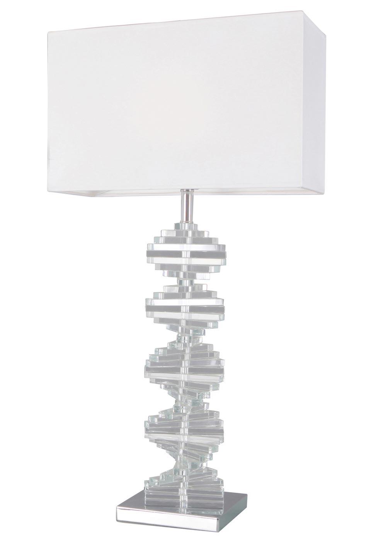 Grande Lampe En Verre Optique Artica Ref 15030003
