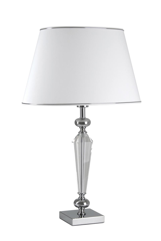 Lampe ovale en verre optique Horia B  . Le Dauphin.